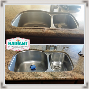 Marble Sink Repair-BnA