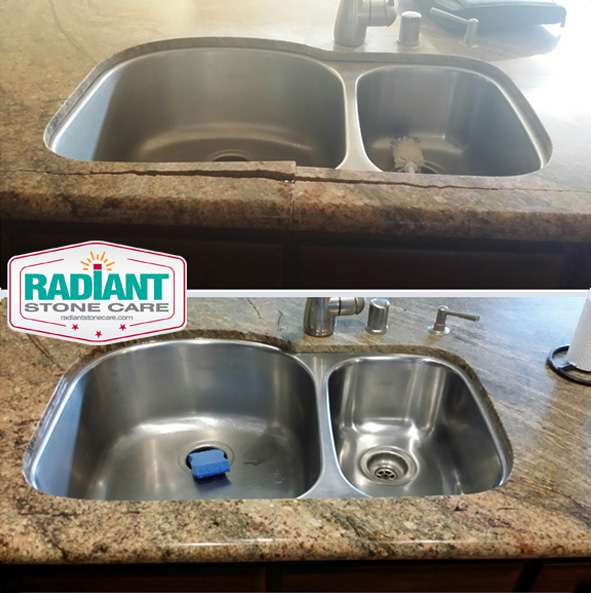 Granite Sink Repair-BnA