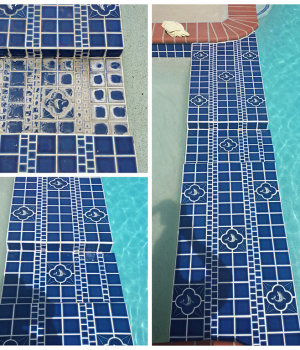 Ceramic Tile Repair-FINISHED